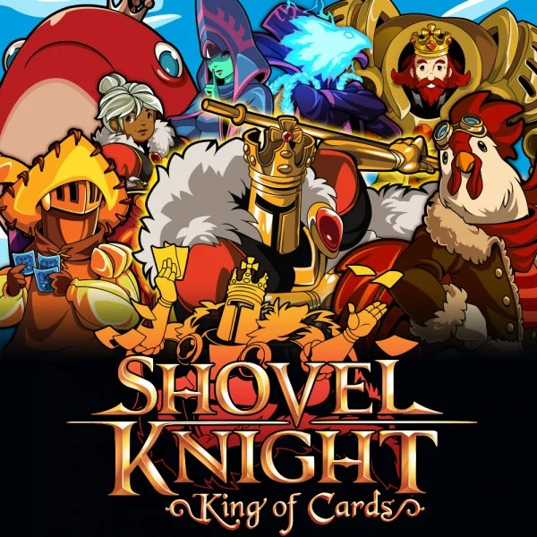 shovel knight king of cards review