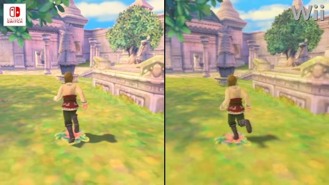 Video: Here's Digital Foundry's Technical Analysis Of Zelda: Skyward Sword HD On Nintendo Switch
