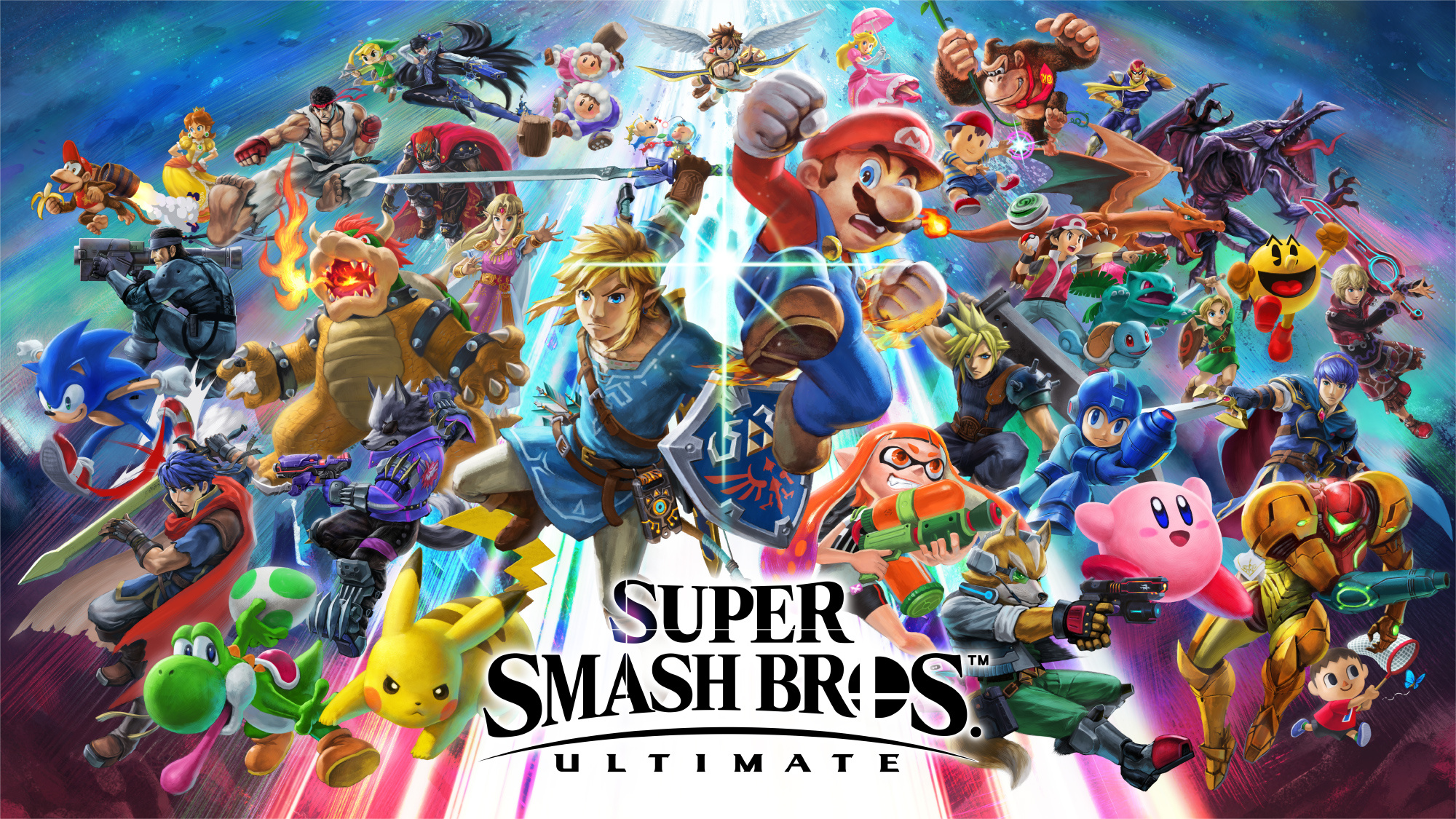 Gallery Super Smash Bros Ultimate Full Character Roster