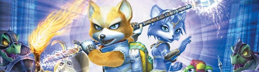 Star Fox Adventure (GCN)