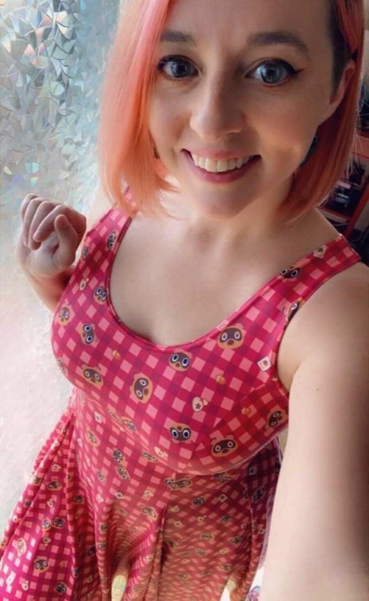Animal Crossing Tom Nook Dress