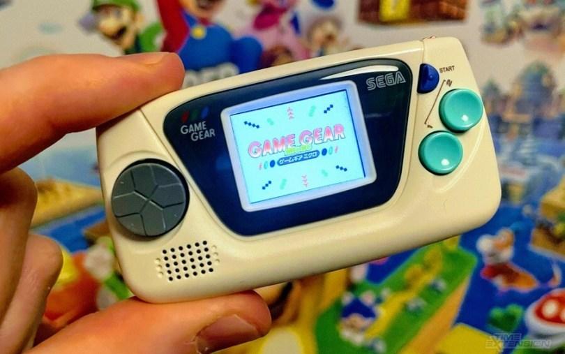 Game Gear Micro Aleste
