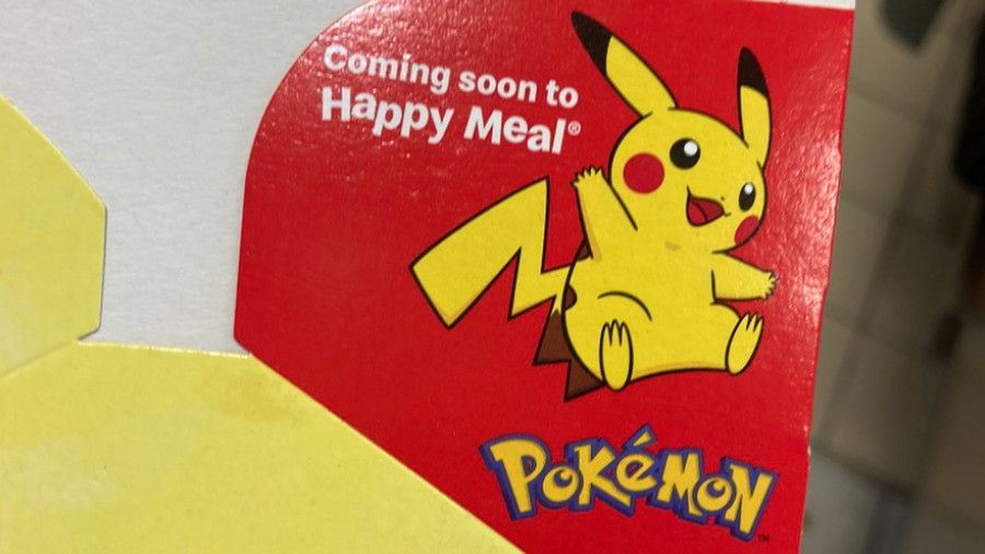 Pikachu, coming soon! (Not as a food, though... That would be horrific.)