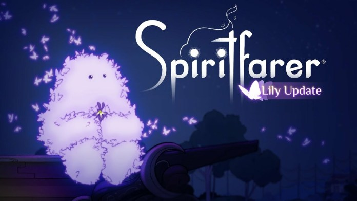 Spiritfarer Celebrates 500,000 Sales With Free 'Lily' Update, Out Today