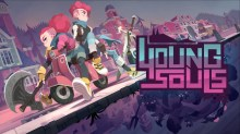 Young Souls features cool co-op boss fights coming this fall