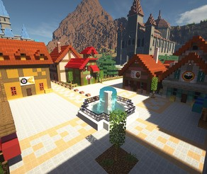 Ocarina of Time remade in Minecraft