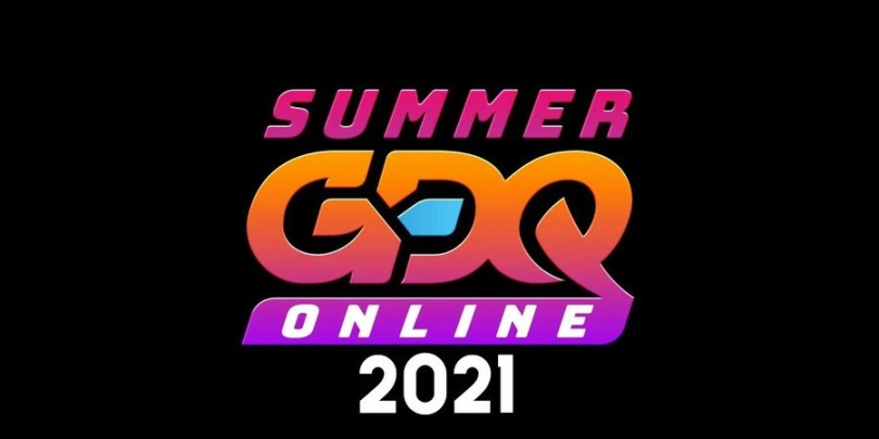 Sgdq 2021 Online Event