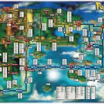 Find All Pokemon With A Handy Omega Ruby Alpha Sapphire Map Plus Details And Footage For The Next Movie Nintendo Life