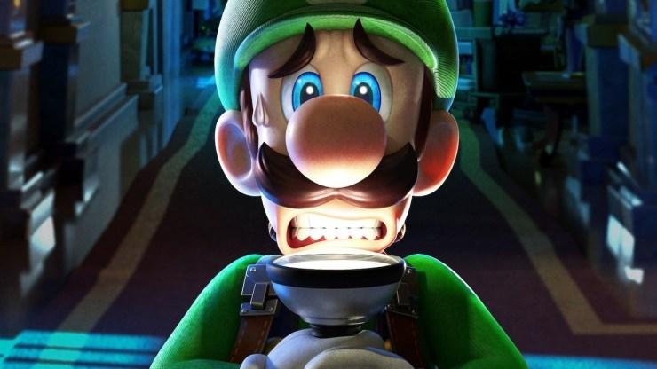 """Video: Digital Foundry compara la Mansion 3 de Luigi con una """"Película CG reproducible"""" 2"""