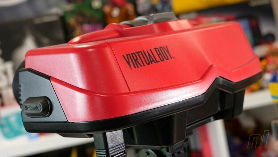 Virtual Boy Console