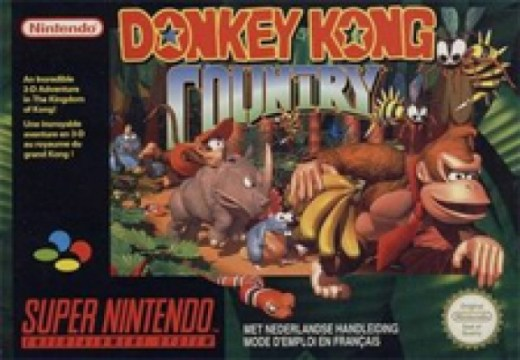 All SNES Games   Nintendo Life Donkey Kong Country SNES