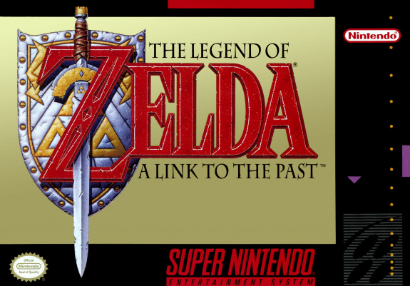 Image result for the legend of zelda a link to the past snes
