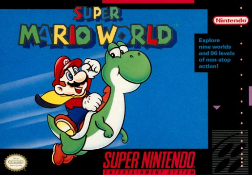 All SNES Games   Nintendo Life Super Mario World SNES
