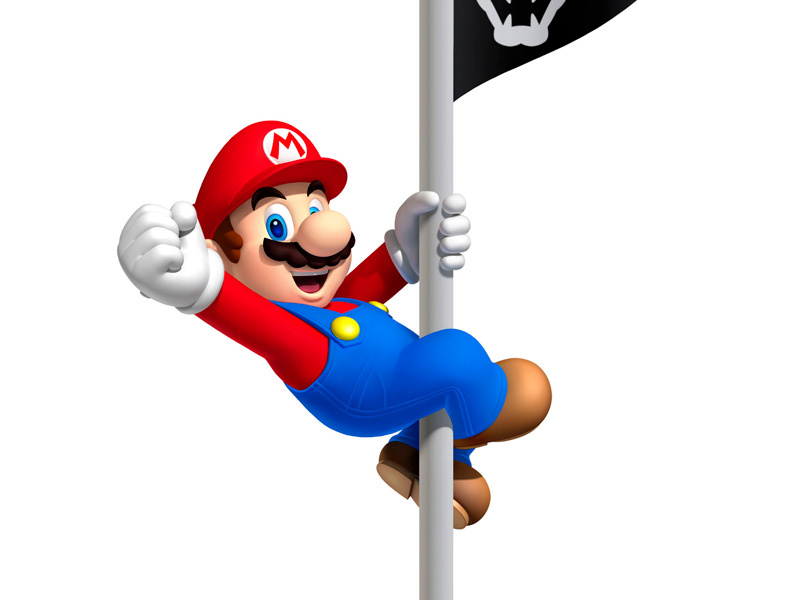 Super Mario 3D Land Shortlisted For GameCity Prize