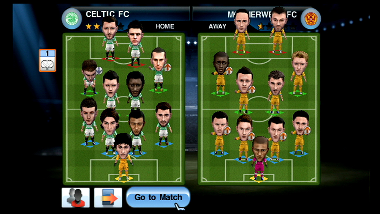 Wii Version Of PES 2013 Looks Rather Familiar Nintendo Life