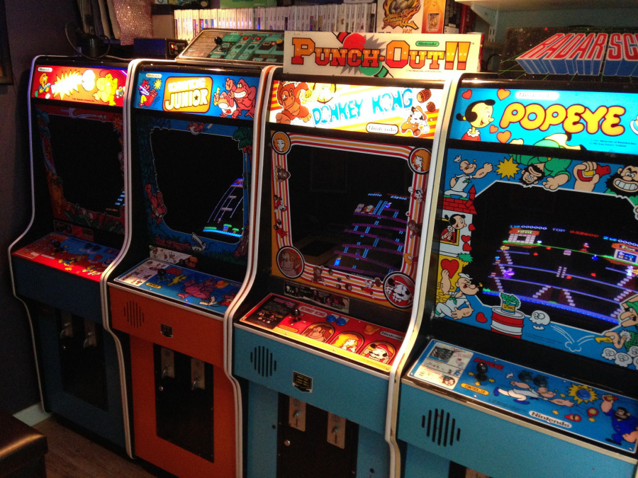 Ninterview Stepping Into The Nintendo Arcade Nintendo Life