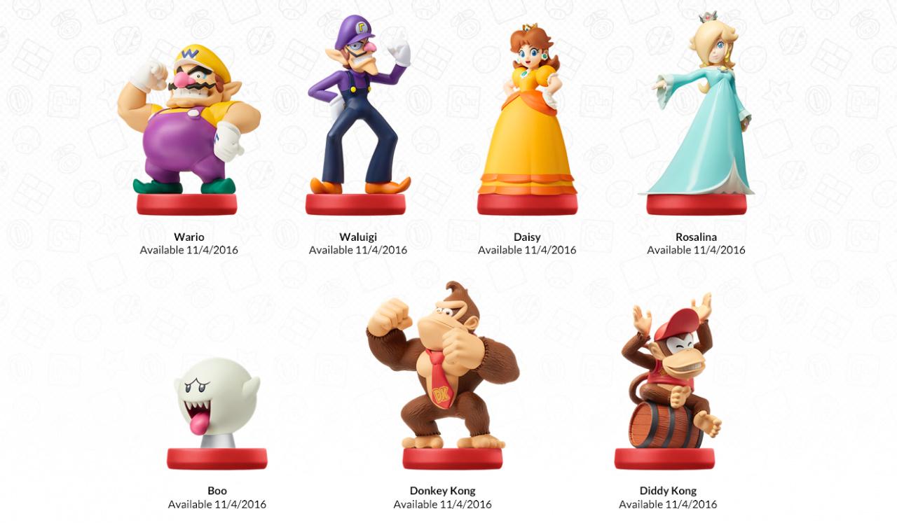 E3 2016 Nintendo Unveils Seven New Super Mario Series