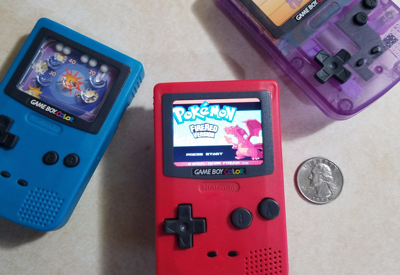 Random Old Burger King Game Boy Color Toys Are Being