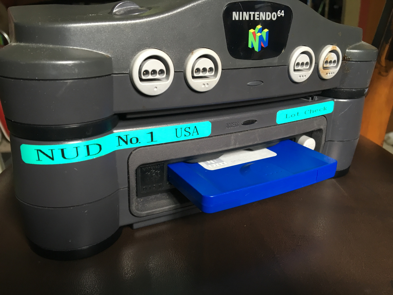 Discovery Of US Nintendo 64DD Unit Prompts Plenty Of Excitement For Retro Collectors Nintendo Life