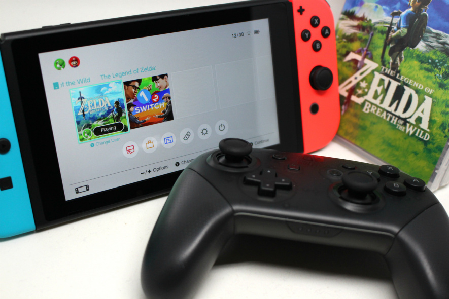 Image result for Nintendo Switch console mii maker