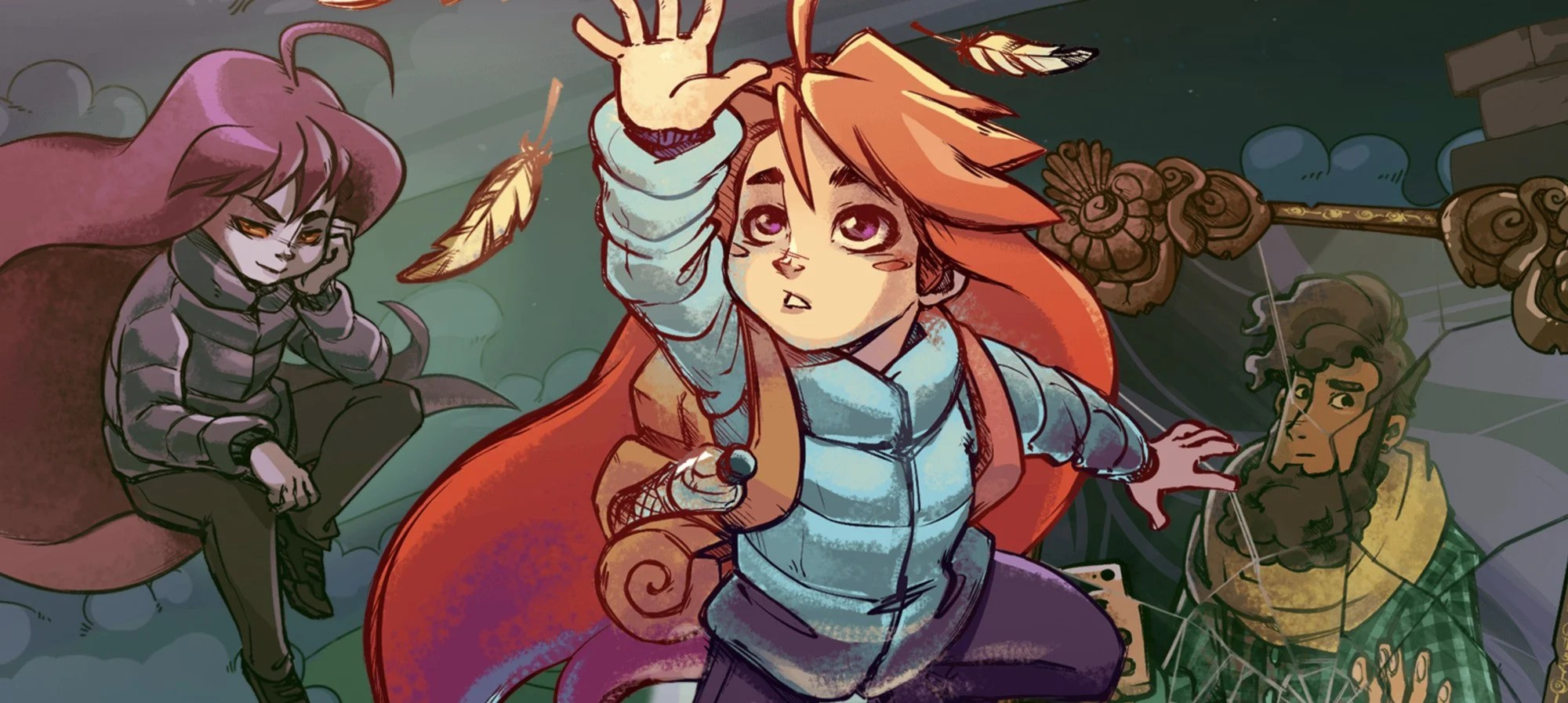Feature  Conquering The Indie Mountain With Celeste Creator Matt     Celeste