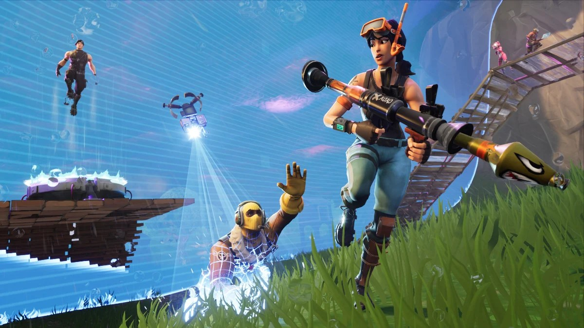 Sony Blocks PS4 Fortnite Players From Using Their Account