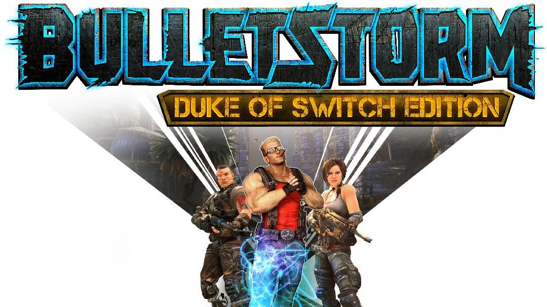 Resultado de imagen de Bulletstorm: Duke of Switch Edition