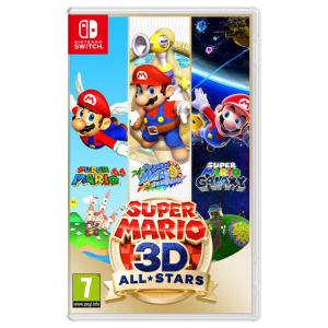 Guide: Where To Pre-Order Super Mario 3D All-Stars On Nintendo Switch 2