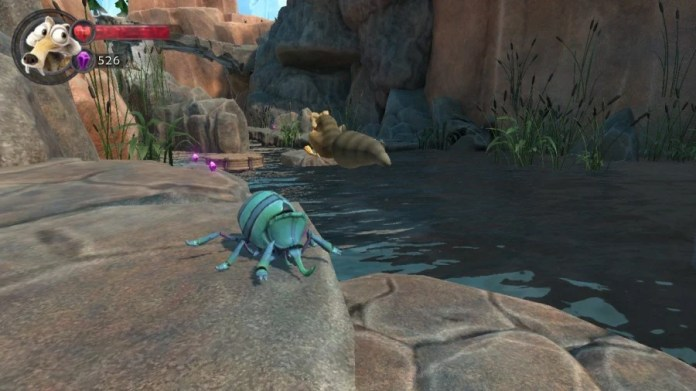 Ice Age: Scrat's Nutty Adventure Review - Screenshot 2 of 3