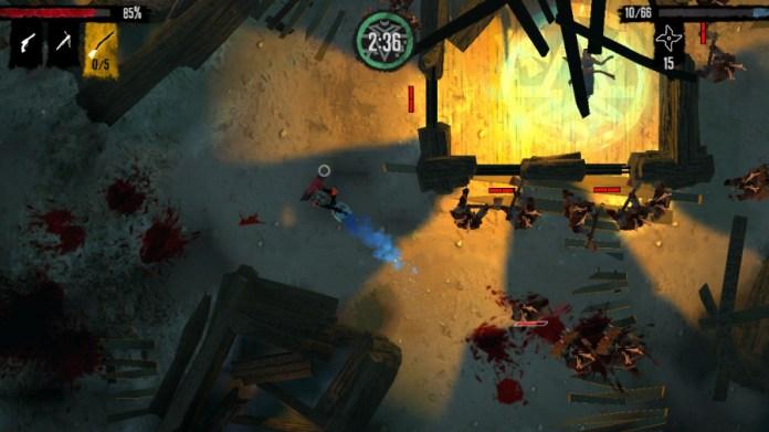 Ritual: Crown of Horns Review - Screenshot 4 of 5