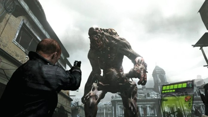 Resident Evil 6 Review - Screenshot 2 of 4