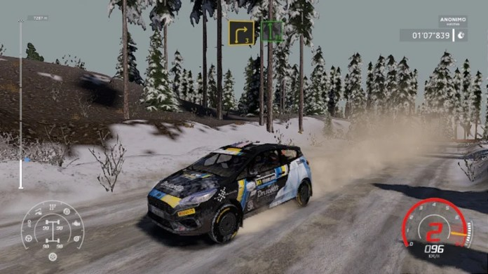 WRC 8 FIA World Rally Championship Review - Screenshot 1 of 4