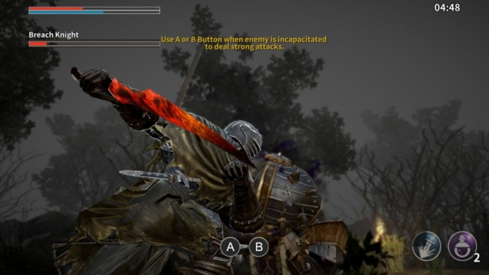ANIMUS: Harbinger Review - Screenshot 4 of 4