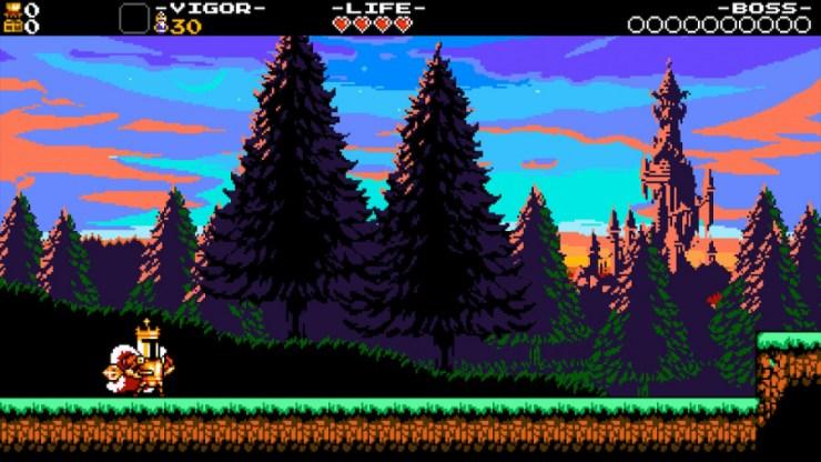 Shovel Knight: King Of Cards Review - Captura de pantalla 5 de 5