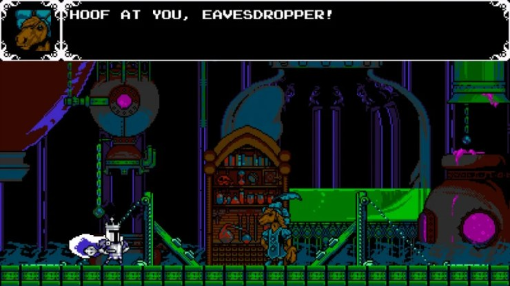 Shovel Knight: King Of Cards Review - Captura de pantalla 3 de 5