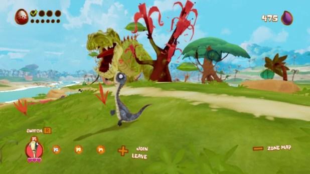 Gigantosaurus: The Game Review - Screenshot 3 of 3