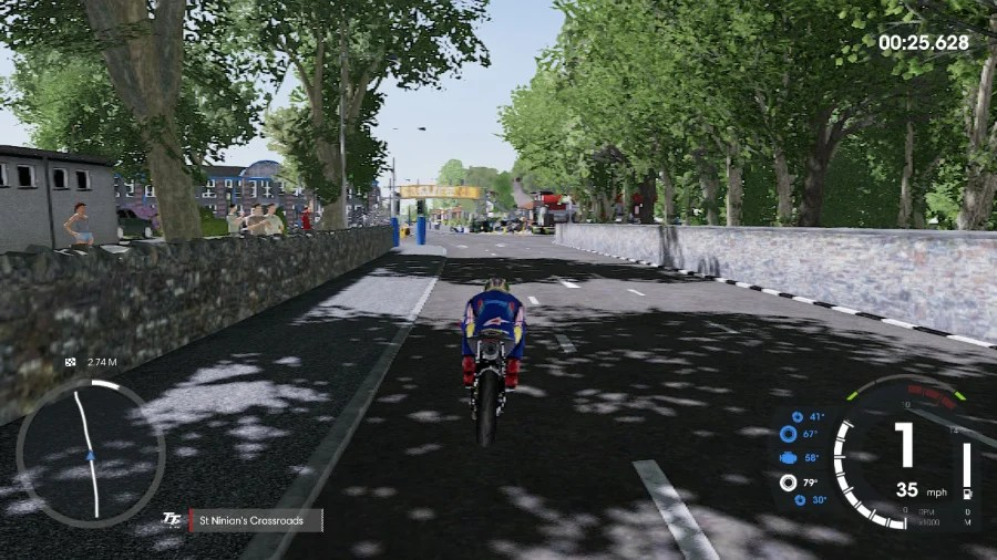 TT Isle of Man – Ride on the Edge 2 Review - Screenshot 3 of 4