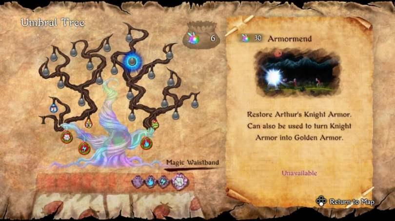 Ghosts 'n Goblins Resurrection Review - Screenshot 5 of 6