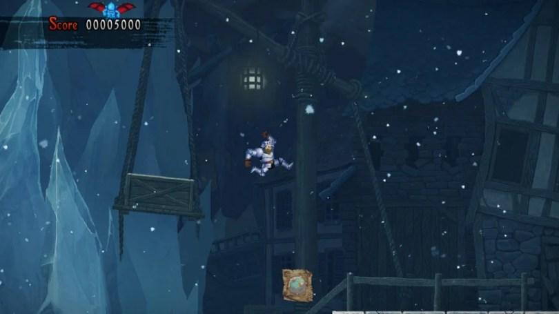 Ghosts 'n Goblins Resurrection Review - Screenshot 1 of 6