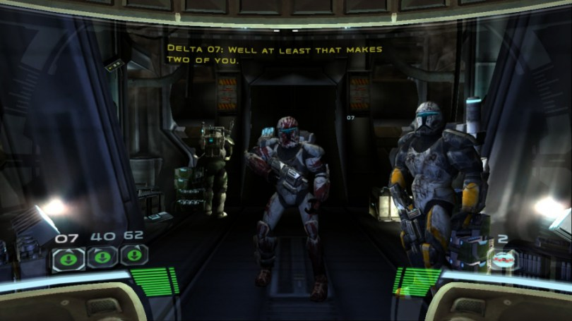 Star Wars: Republic Commando Review - Screenshot 2 of 4