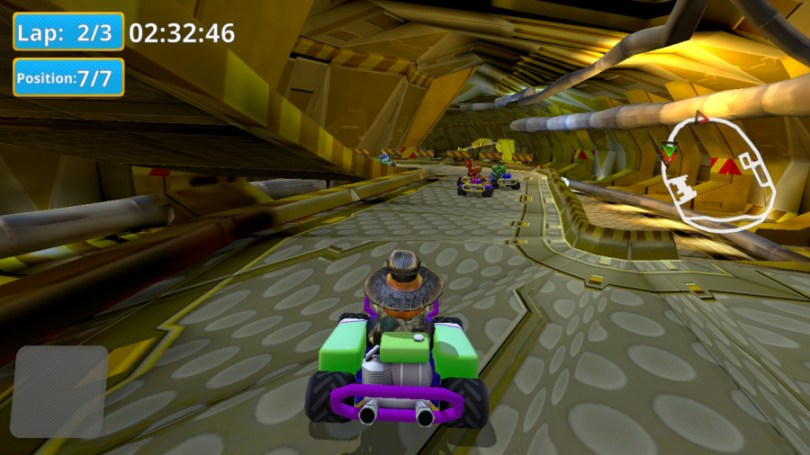 Moorhuhn Kart 2 Review - Screenshot 3 of 4