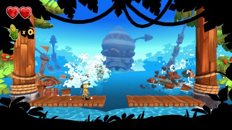 Stitchy in Tooki Trouble Review - Screenshot 1 of 3