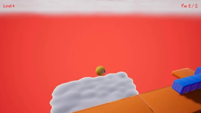 Angry Golf Review - Screenshot 1 of 7