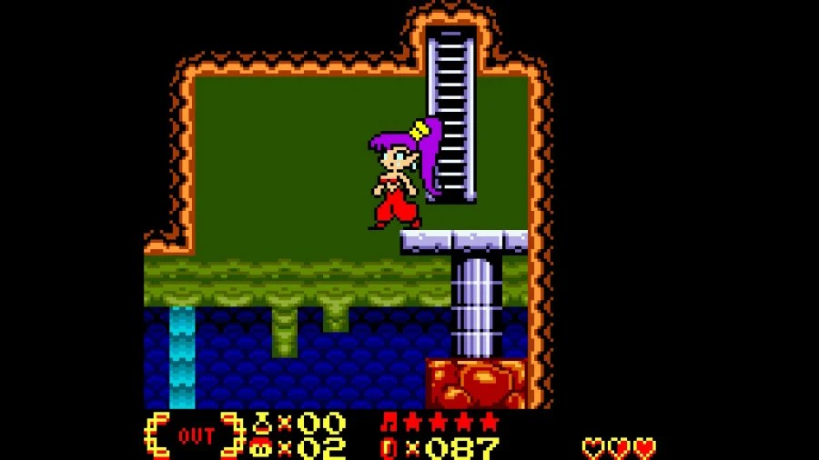 Shantae Review - Screenshot 1 of 4