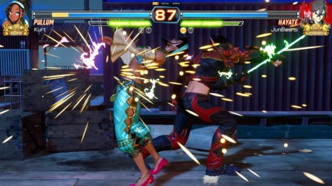 Fighting EX Layer: Another Dash Review - Screenshot 1 of 4