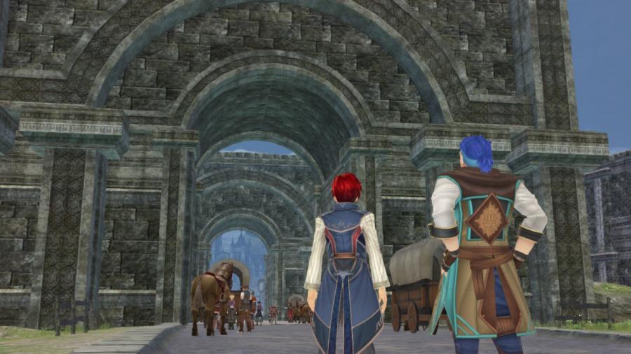 Ys IX: Monstrum Nox Review - Screenshot 3 of 4