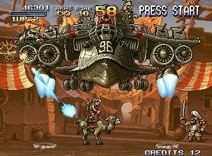 Metal Slug 2: Super Vehicle-001/II