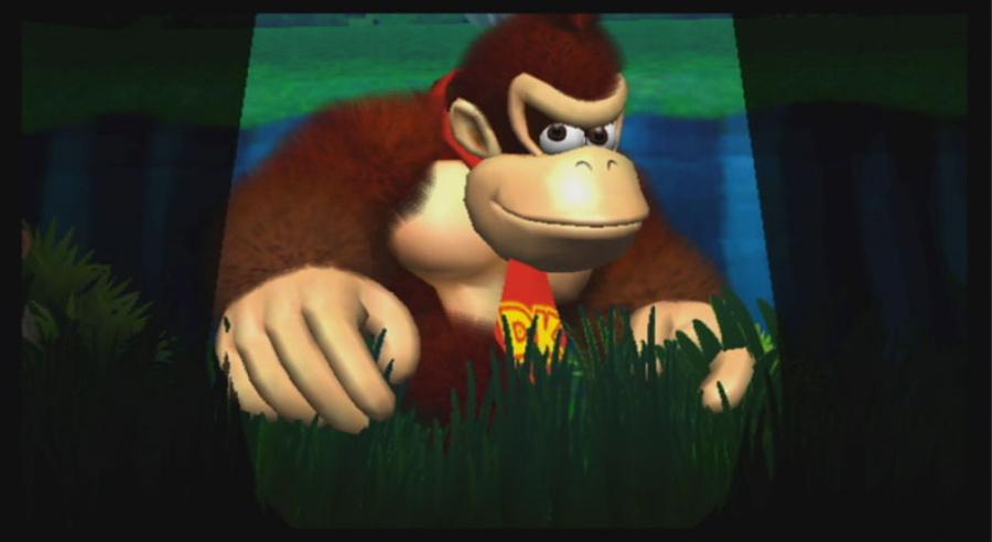 Donkey Kong Jungle Beat Monkey