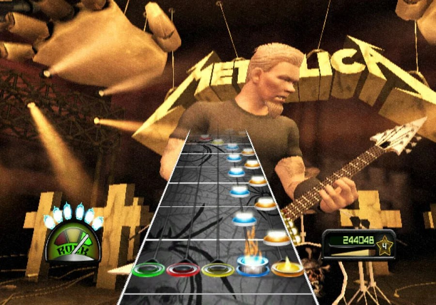 Guitar Hero Metallica Review Wii Nintendo Life