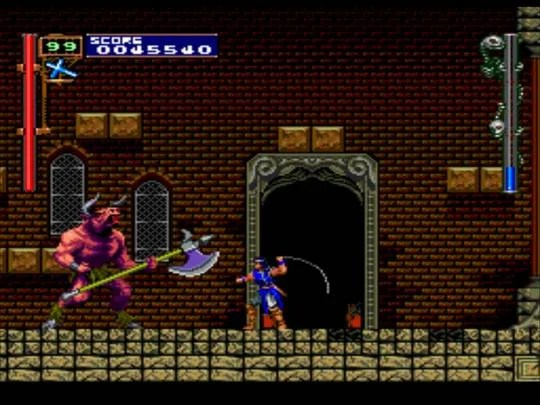 Castlevania Rondo Of Blood TG 16 TurboGrafx 16 News